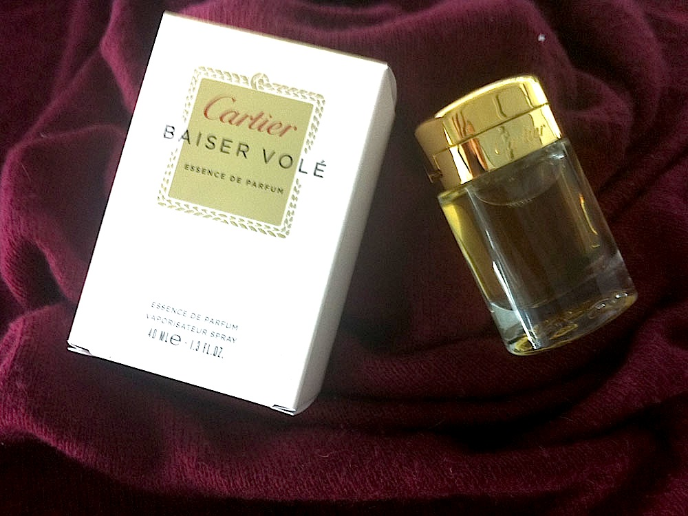 """Baiser Volé Essence de Parfum"" von Cartier."