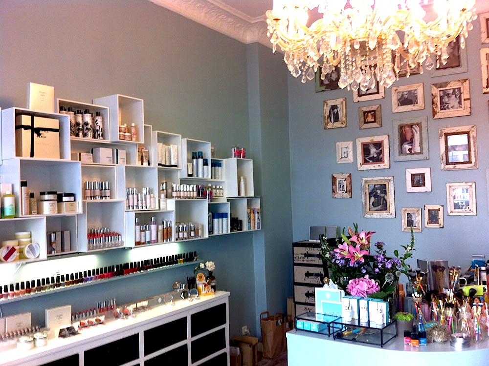 Liebevoll hergerichtet: Jack's Beauty Department in Berlin