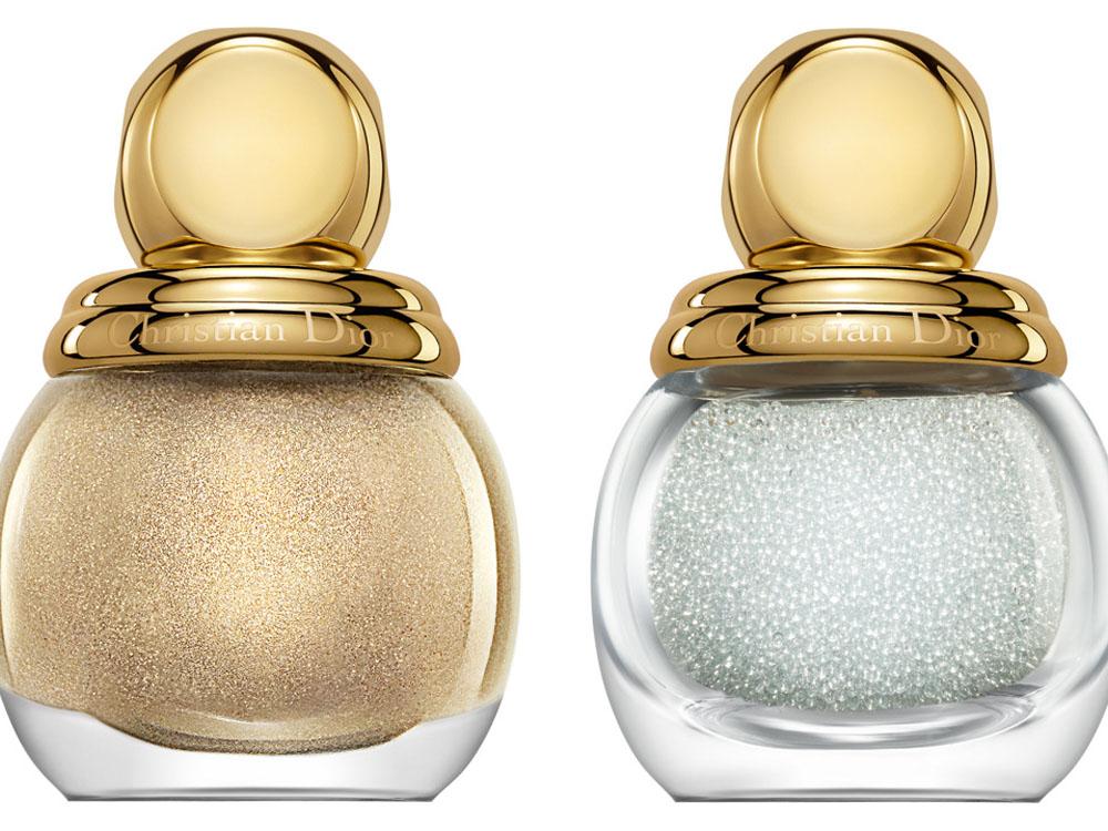 """Das Nagellack-Duo von Dior aus der """"Diorific-Kollektion"""". Foto: Dior"""