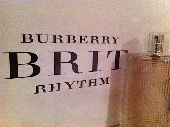 Burbery-Brit Rhythm