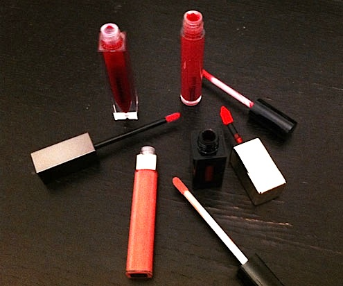 Lipgloss Burberry Rituals Chanl YSL