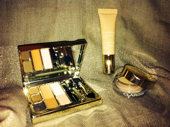 Clarins Ladylike Fall Look Herbstkollektion 2014
