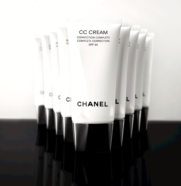 Chanel CC-Cream