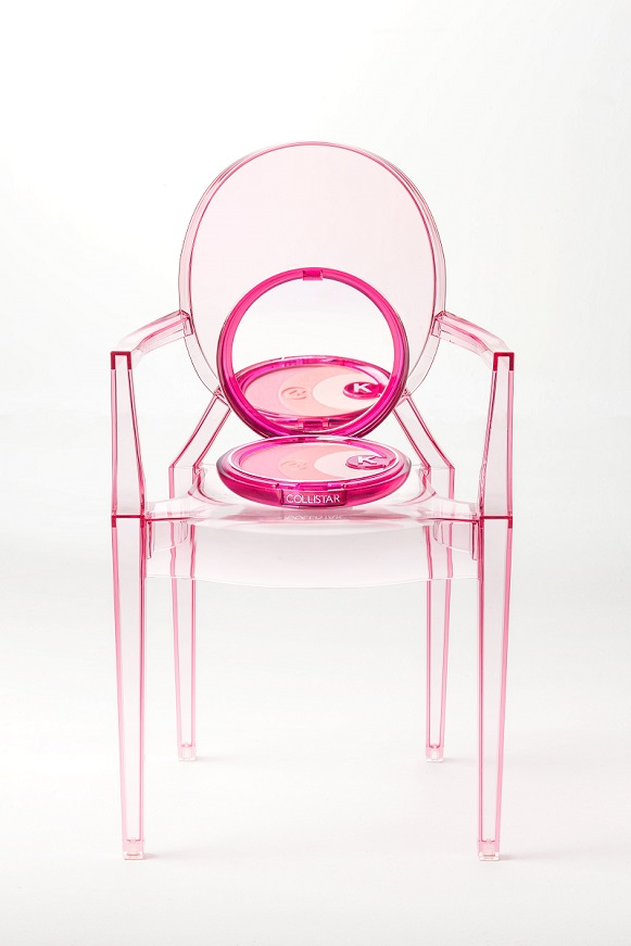 Beauty meets Design: Collistar und Kartell. Foto: PR