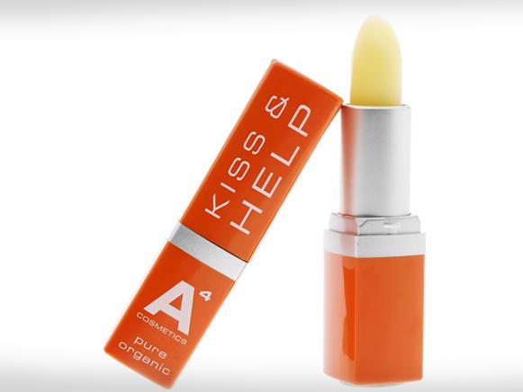 """Der """"Kiss & Help Lipbalm"""" von A4 Cosmetics"""
