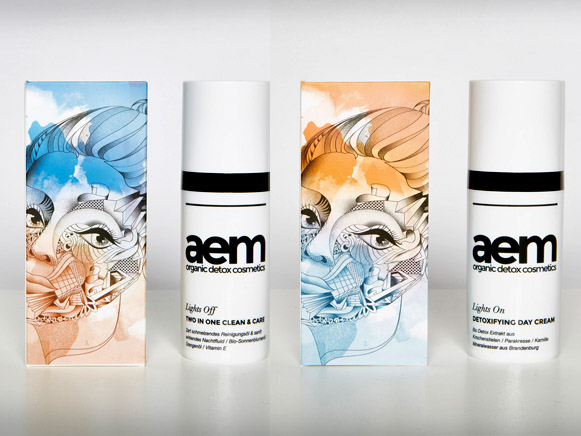 aem cosmetics Berlin Serum