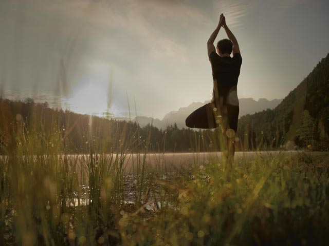 SChloss Elmau Yoga Gipfel