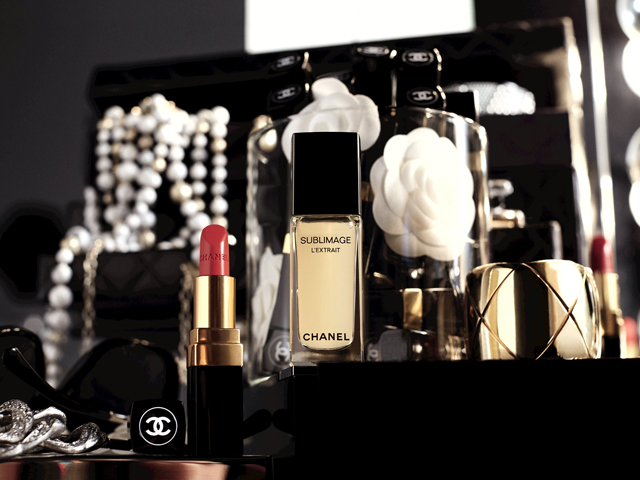 Chanel Beauty Talks Keira Knightley