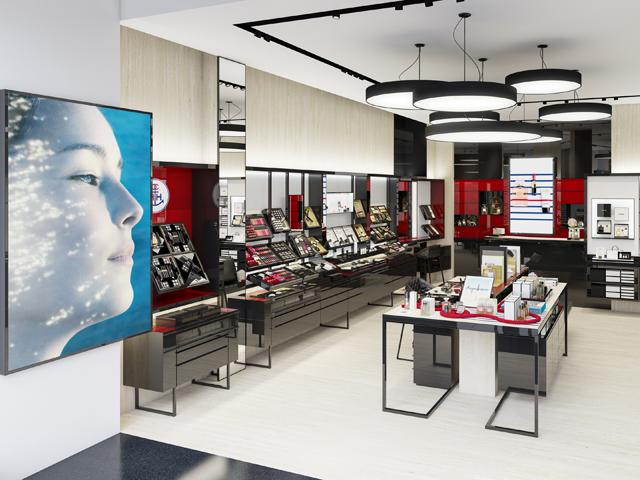 Boutique Chanel Beauté Hamburg