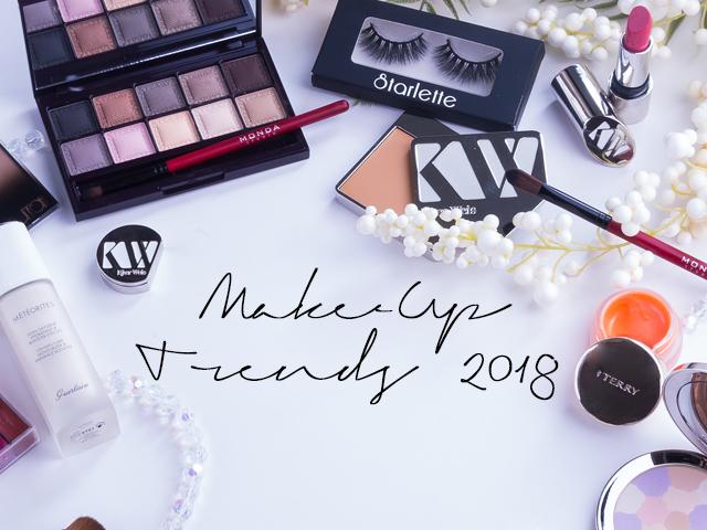 Make up Trends 2018
