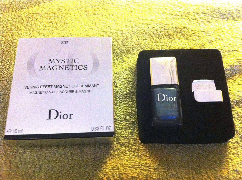 Der Mistic Magnetics von Dior.