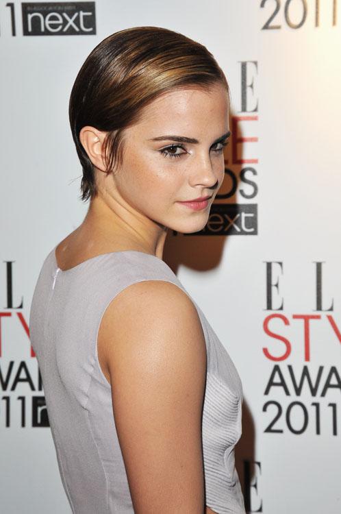 Der Pixie Haarschnitt: Emma Watson