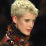 Der Pixie-Haarschnitt: Agyness Dean