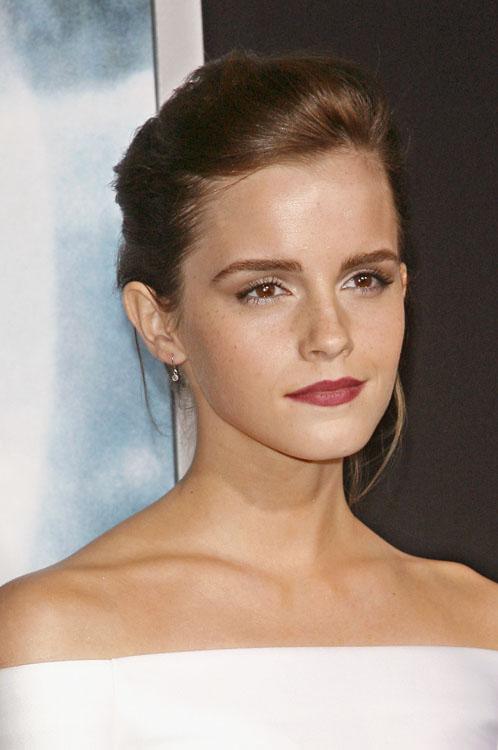 Emma Watson: Eine unkonventionelle Schönheit.