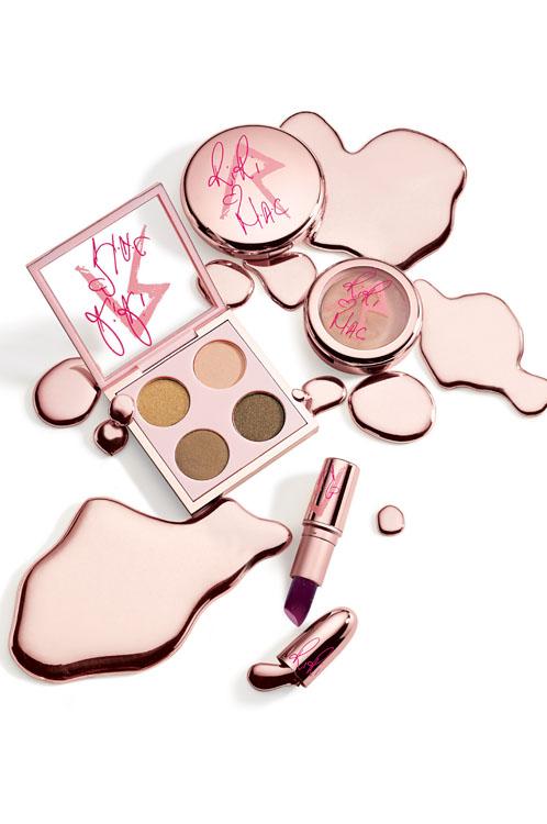 Riri hearts MAC Collection. Credit; MAC Cosmetics