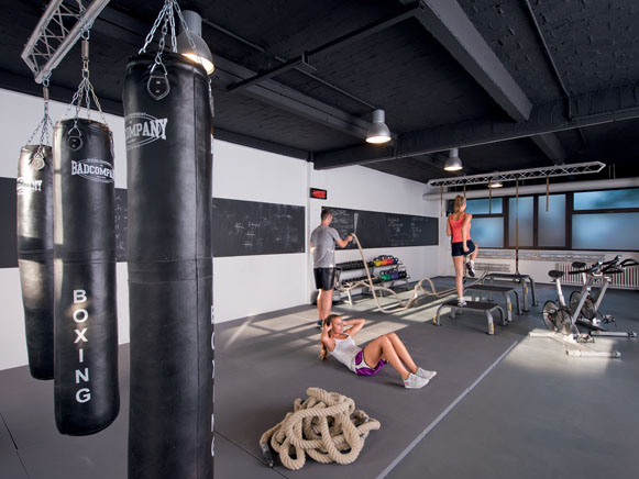 Aspria Erfahrung Berlin Fitness
