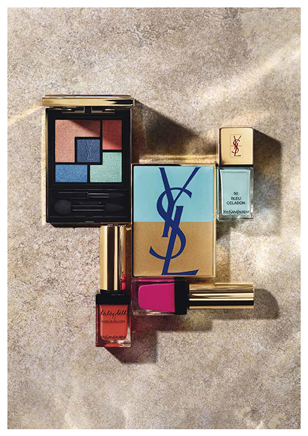 Der YSL Summer Look 2014