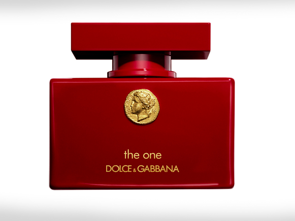 """The One"" von Dolce & Gabbana."