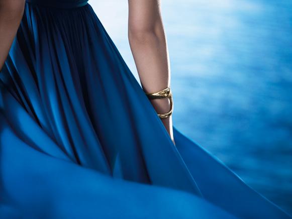 So oder so ähnlich sehe ich mich, wenn ich Elie Saab Le Parfum, Resort Collection 2015 rieche :-). Foto: PR
