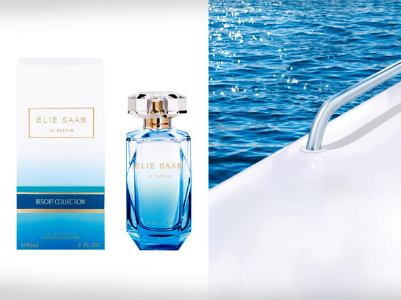 Strahlender Sommer im Flakon: Elie Saab Le Parfum Resort Collection 2015. Fto: PR     Strahlender Sommer im Flakon: Elie Saab Le Parfum Resort Collection 2015. Fto: PR