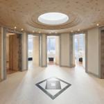 Kulm Hotel St. Moritz Spa Treatment Rooms