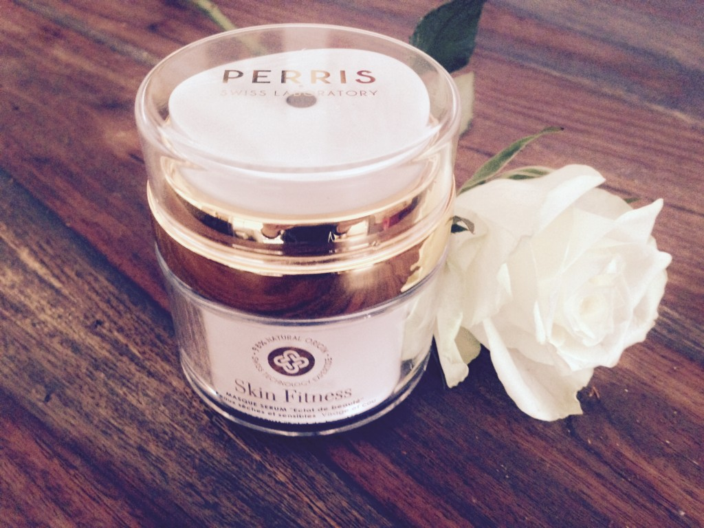 Perris Swiss Laboratory Skin Fitness Mask Serum Eclat de Beauté
