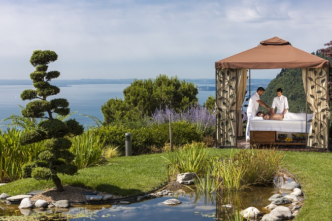 Lefay Resort and Spa: feine Behandlung