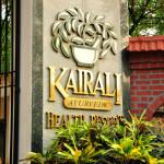 Entrance Gate 3 (Kairali The Ayurvedic Healing Village)