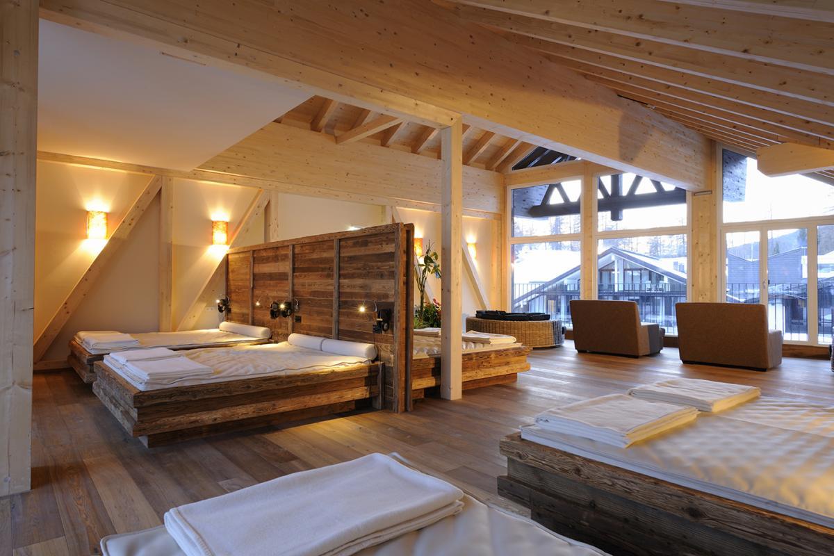 das day spa im hotel krumers post tiefenentspannt in tirol. Black Bedroom Furniture Sets. Home Design Ideas