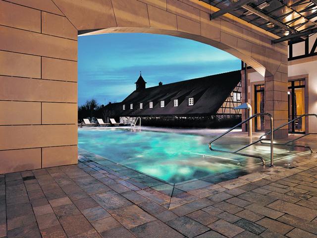 Besten Wellnesshotels Deutschlands Friedrichsruhe