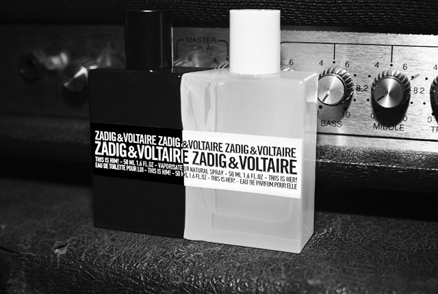 Zadig & Voltaire This is Him This is Her Perfumes