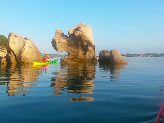 Delphina-Luxushotels-und-Resorts-Sardinien-Kayak