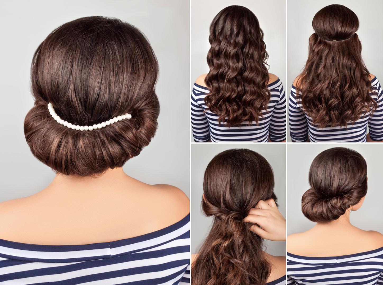 Drei Elegante Frisuren Fur Ein Event Luxusbeautyblog