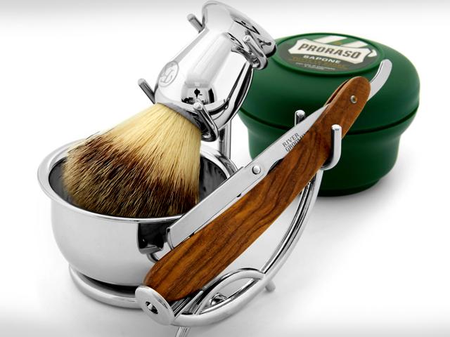 Bartpflege perfekte Rasur
