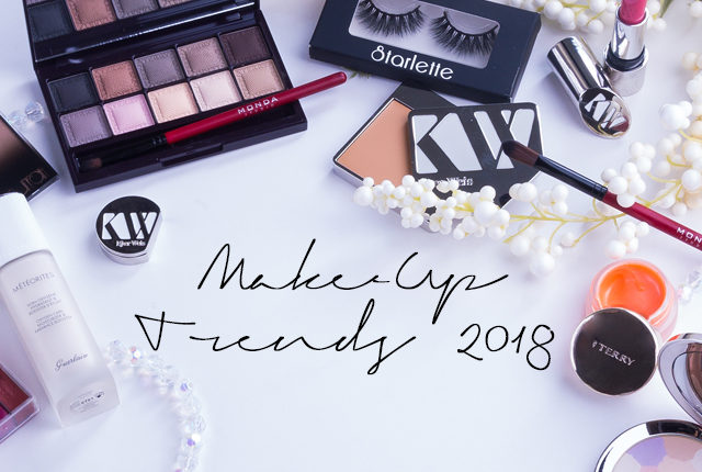 Make up Trends 2018