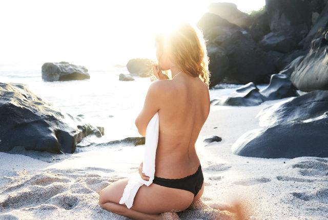 das perfekte Outfit für den Strand