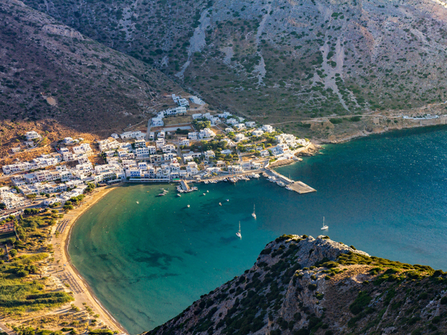 Schoensten griechischen Inseln