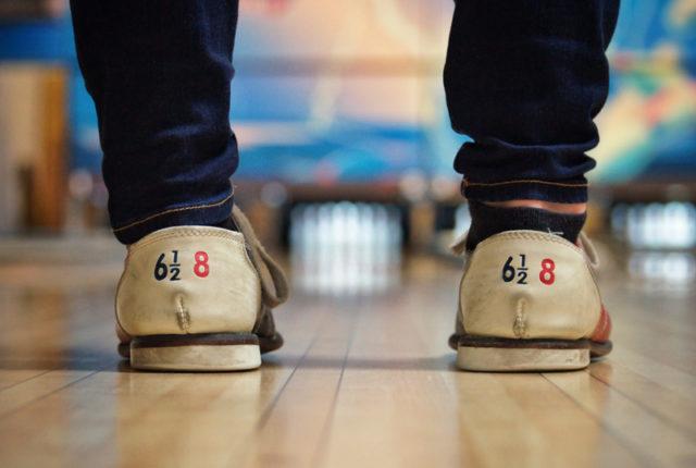 Bowling Sneaker