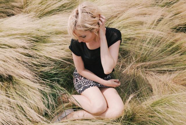 Haarausfalles bei Frauen